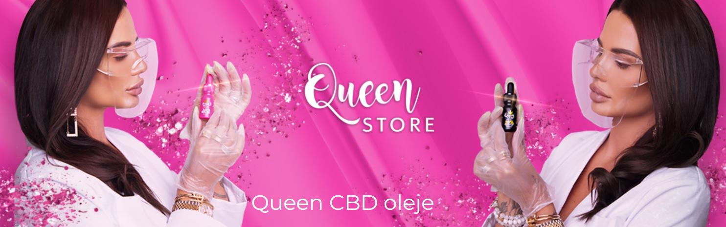 Queen CBD by Plačková