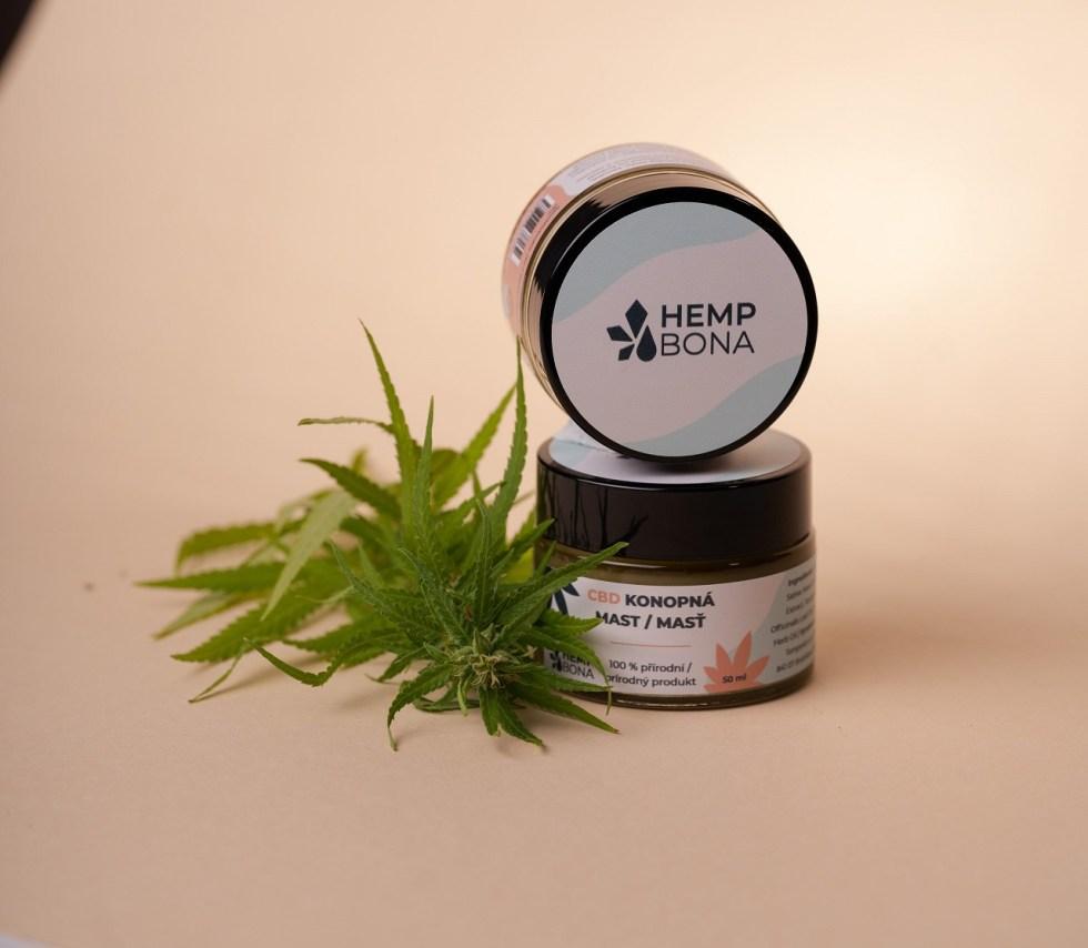 CBD kozmetika od značky HempBona má všetko, čo má mať každá kvalitná kozmetika z konope