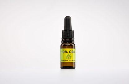 CBD kvapky GreenLife, 10% Full Spectrum, 10ml