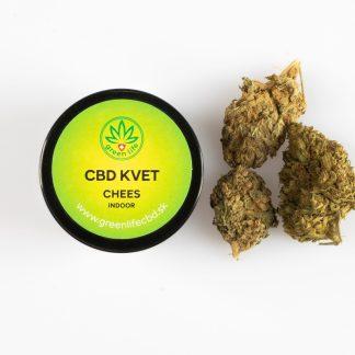 CBD kvety GreenLife, Chees, 2 g