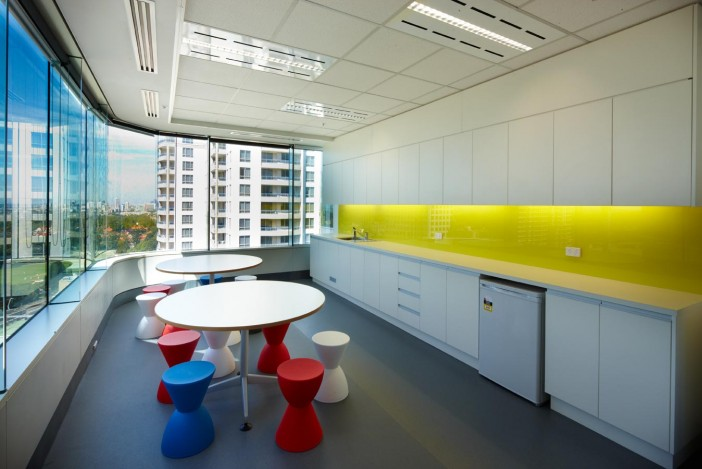 Office design  office fitouts  commercial interiors