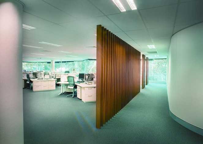 Sara Lee head office fitout Full building upgrade