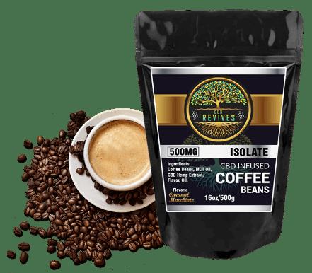 CBD Coffee Caramel Macchiato