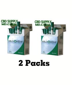 Hemp-Ettes CBD Cigarettes (2 Packs)