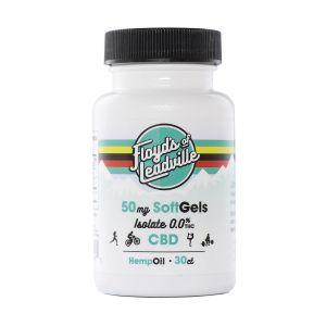 Floyd's of Leadville CBD Isolate Softgel 50mg/30ct