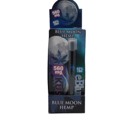 Blue Moon Hemp E-Blunt - Kush 560MG