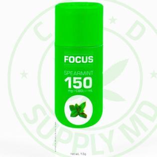 Rx Remedies CBD Vape Oil - Focus 150mg (Spearmint)