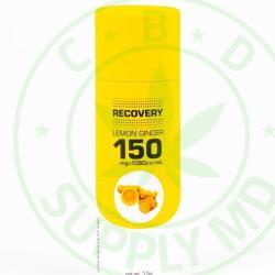 Rx Remedies CBD Vape Oil - Recovery 150mg (Lemon Ginger)