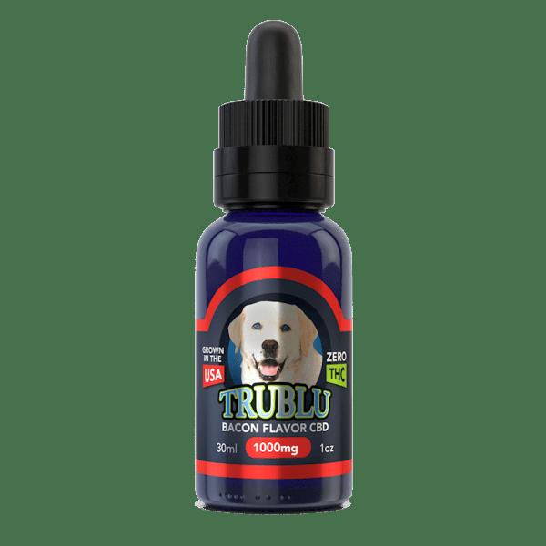 BMH TRUBLUE 1000mg Pet Dog Front