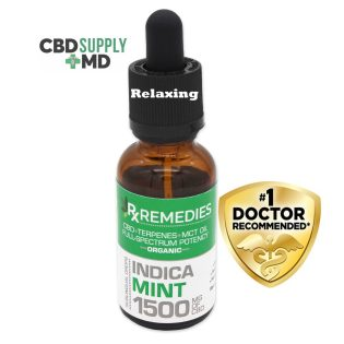 Best Sublingual CBD Tinctures – Full Spectrum, Peppermint