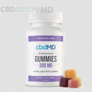 CBDmd Premium Gummies 300mg