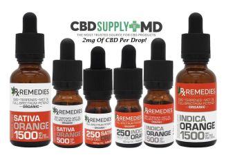 CBD Oil Full Spectrum