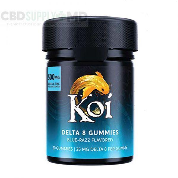 Koi Delta 8 Gummies