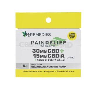 cbd pain pill
