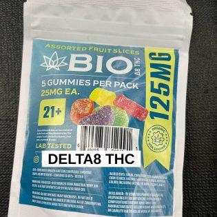 Delta8 Gummies