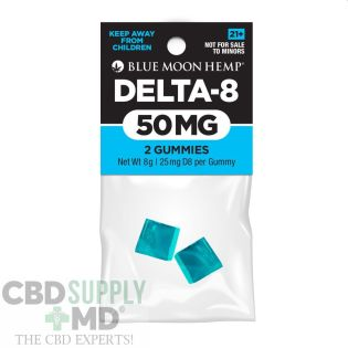 Blue Moon Hemp Delta 8 Gummies