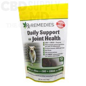 CBDCBDA Joint Health Dog Treats