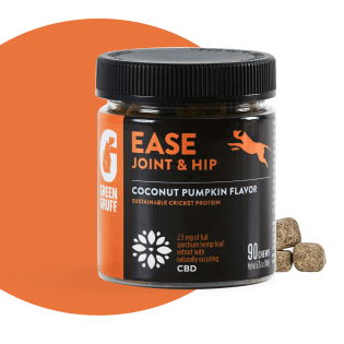 EASE Joint & Hip with CBD - Jar   90 Chews