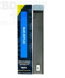 Blue Zkittlez Premium Delta 10 THC Disposable