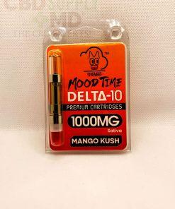 Delta-10 Vape Cart Mango Kush