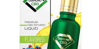 Diamond's Bubblegum CBD Oil, loved by all