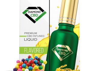 Diamond's Bubblegum CBD Oil, loved by all