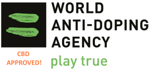 World Anti-Doping Agency: CBD approved for Sports Injuries