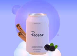 Recess CBD Drink