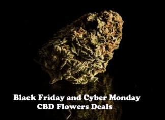 black friday cbd flowers deals