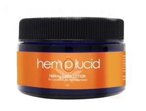 HempLucid 1000mg CBDa Cream
