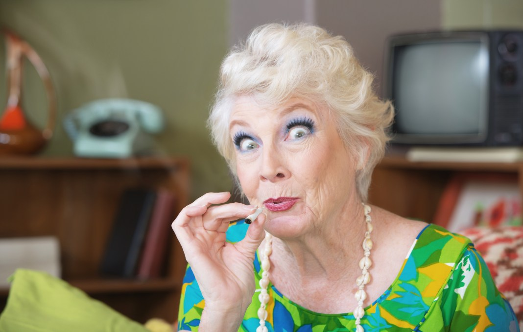 older cannabis users