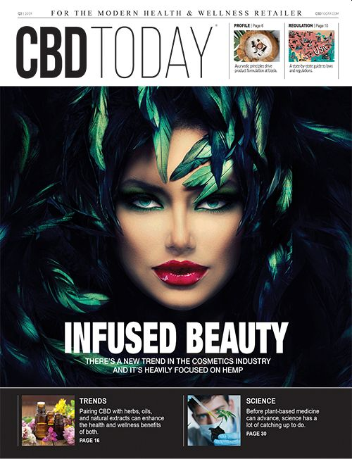 Subscribe to CBD Today Magazine - CBD News