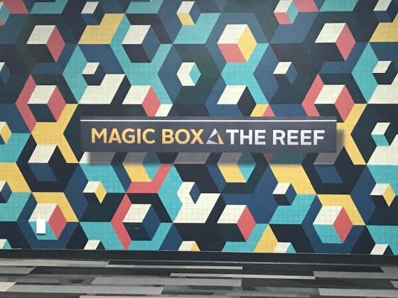 Magic Box at The Reef