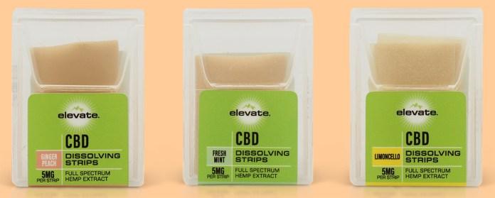 Elevate CBD Strips-CBD Products-CBDToday