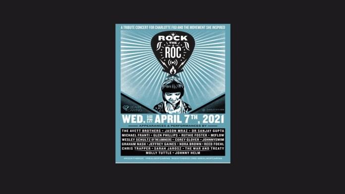 The Avett Brothers, Jason Mraz, Sanjay Gupta to Honor Charlotte Figi-Rock the RoC concert-CBDToday