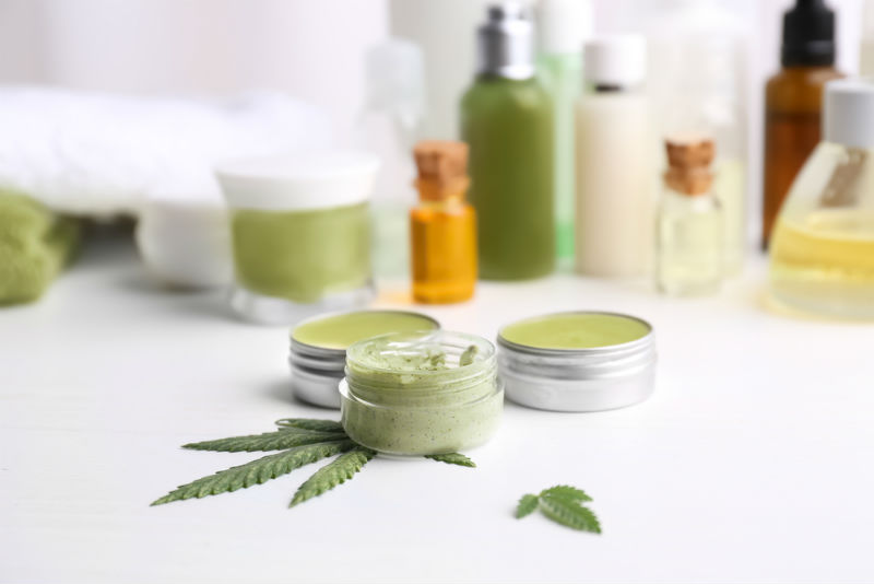 CBD & Hemp Skin Care Creams