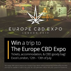CBD Expo London 2019