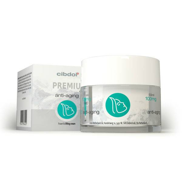 Cibdol Anti-Aging Cream Box