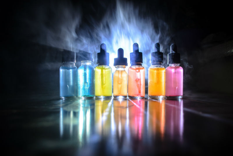 How to calculate how much CBD is in your CBD e-liquid