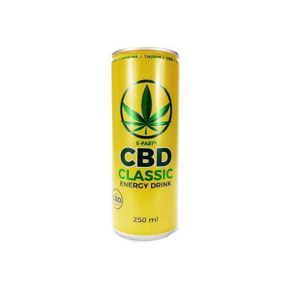 E Fast Cbd Classic Energy Drink Cbd Village Uk