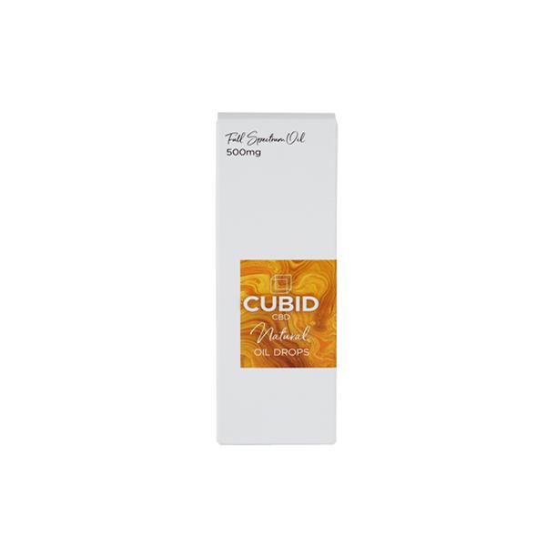Cubid CBD 500mg Oil Drops 30ml