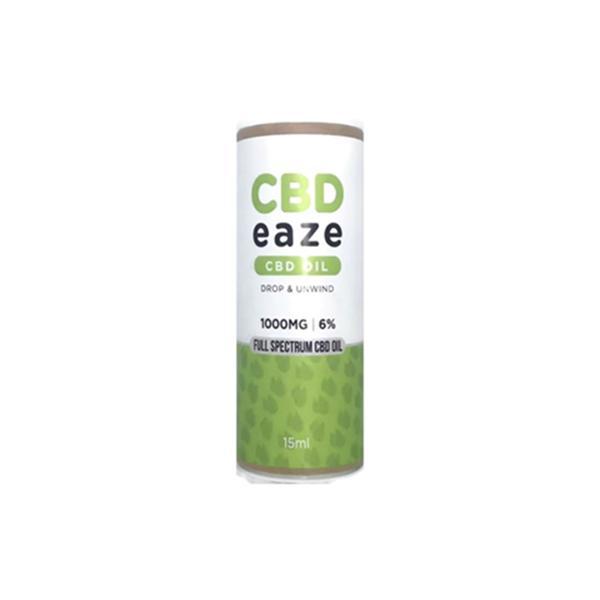 CBD Eaze 1000mg Full Spectrum CBD Oil 15ml