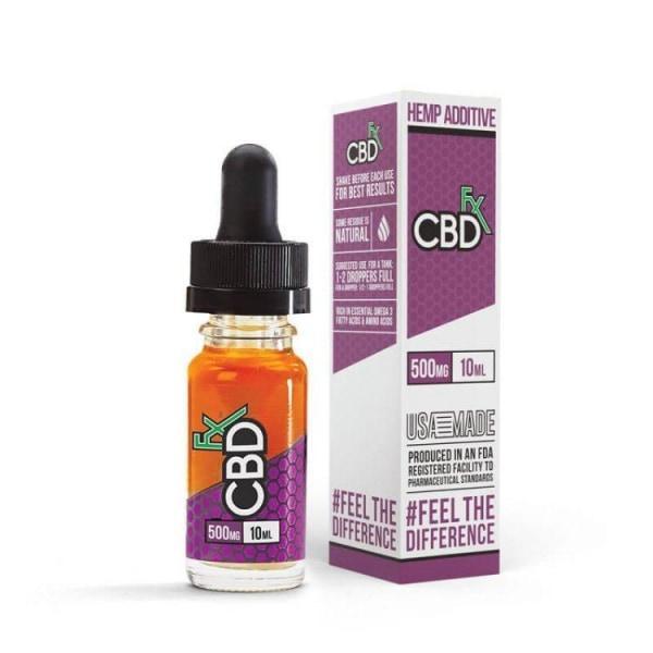 CBDfx 500mg CBD Vape Additive