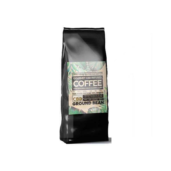 Equilibrium CBD 100mg Gourmet Ground Coffee 100g Bag