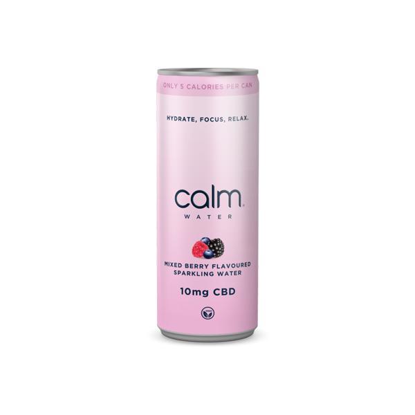 Calm Water CBD Drink