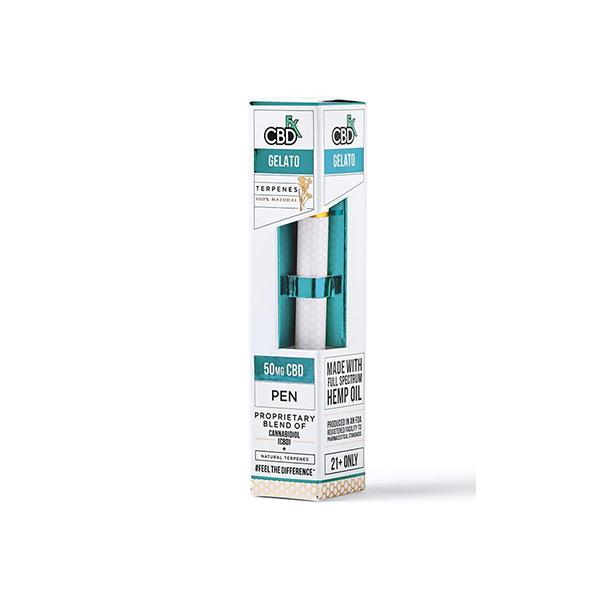 Disposable Vape pens CBDfx - Gelato