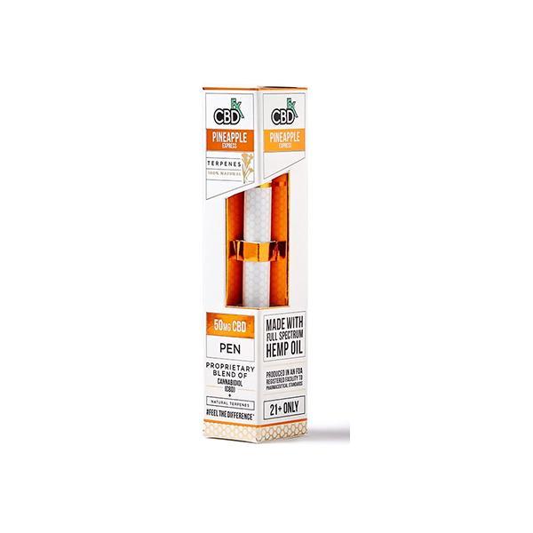 Disposable Vape pens CBDfx - Pineaple