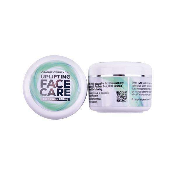 Face Care Uplifting CBD