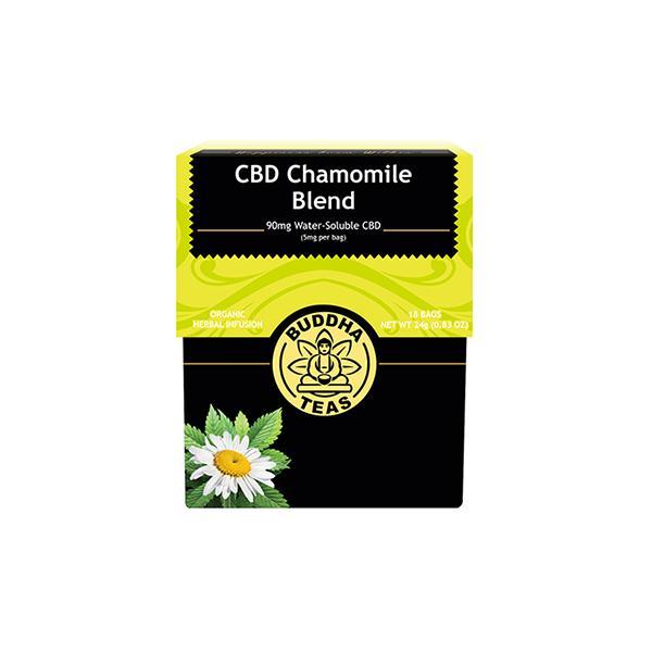 Buddha Teas Chamomile Blend CBD Tea Bags 5mg