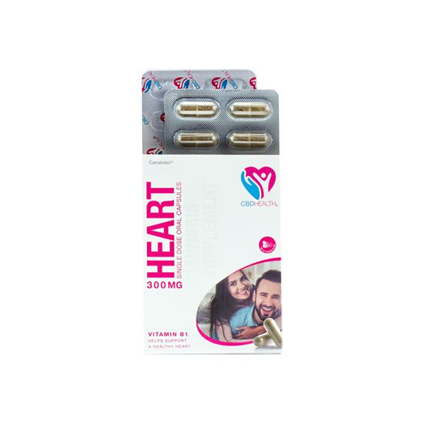 Heart CBD Pills